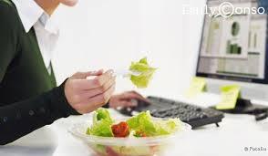 d駛euner au bureau repas équilibrés bien manger déjeuner au travail ou au bureau