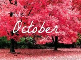 imagenes feliz octubre imágenes bonitas de adiós septiembre bienvenido octubre para imprimir