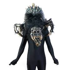the nightmare collection mammoth chomping spider costume
