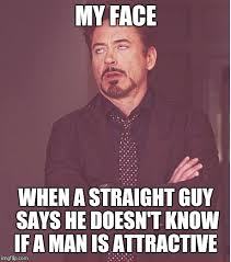 Good Looking Guy Meme - come on we all know what s good looking and what s not imgflip