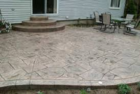 Sted Concrete Patio Designs Sted Concrete Designs The Best Design 2017