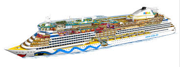 Cruise Ship Floor Plans Aidabella My Favourite Ship Let U0027s Come Inside Via This Picture
