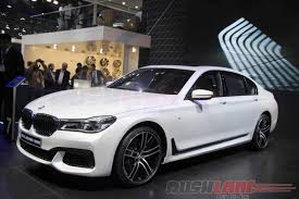 bmw 2 series price in india 2016 bmw 7 series 730ld rolls out from bmw india plant