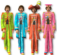 Pepper Halloween Costume Mod Sims Sgt Pepper U0027s Lonely Hearts Club Band Collection