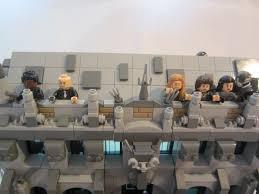 lego ideas gotham tv show police headquarters