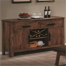 Dining Room Buffet Table by Sideboards Astounding Buffet Table With Wine Rack Buffet Table