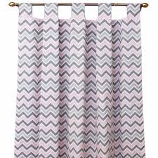 Gray Chevron Curtains Chevron Pink Customizable Crib Bedding Set By Sweet Kyla Canada