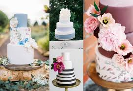 wedding cake adelaide wedding cakes with flowers our fave styles top tips tesselaar