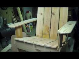 How To Build An Adirondack Chair How To Build Adirondack Chair Idiots Guide To Woodworking 2nd