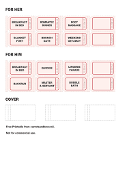 coupon book template by jackie affidavit form template create gift