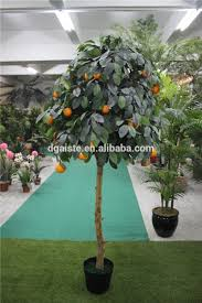 artificial bonsai trees artificial orange tree with fruit real
