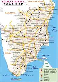 tamil nadu map trichy travels city map on tamilnadu trichy madurai tanjore
