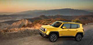 jeep yellow 2017 jeep renegade latitude 4x4 lampe visalia ca