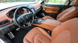 maserati quattroporte interior 2017 2017 maserati levante cars exclusive videos and photos updates