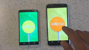 review google nexus 6 vs lg g3 w pure lollipop youtube