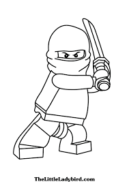 free ninjago coloring pages thelittleladybird com