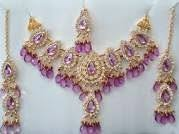 artificial jewellery collection