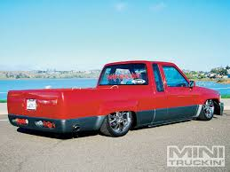 1988 toyota truck 1988 toyota xtracab truck custom truck mini truckin magazine
