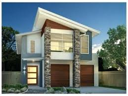modern two story house plans modern 2 story house elegant 2 story modern residential house
