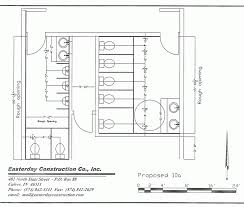 commercial bathroom design ideas commercial bathroom floor plans slyfelinos com public layout
