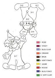 coloriage magique page 2