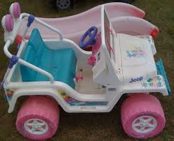 barbie jeep power wheels 90s somthing different atvconnection com atv enthusiast community