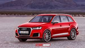 Audi Q7 Diesel - audi reportedly making rs q7 with tdi power