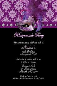 Quinceanera Invitation Cards Quinceanera Masquerade Invitations U2013 Gangcraft Net