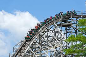 Viper Roller Coaster Six Flags Historic Wooden Roller Coasters Trusted Since 1904