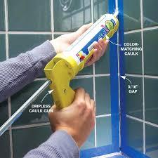 Re Caulk Bathtub Tips For Caulking A Bathtub U2013 Modafizone Co