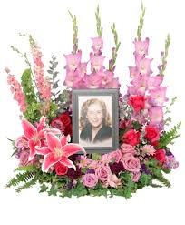 florist baton always in our hearts memorial flowers frame not included in