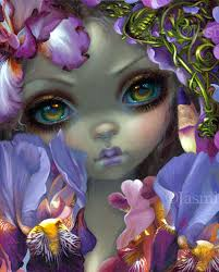 The Language Of Flowers The Langauge Of Flowers 1 U0026 2 By Jasmine Becket Griffith