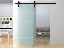 interior barn doors with glass decor interior barn doors with