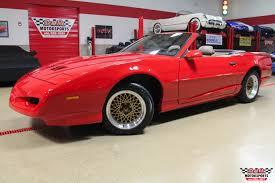 2014 Pontiac Trans Am 1991 Pontiac Firebird Trans Am Convertible Stock M6218 For Sale
