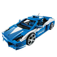 lamborghini children s car loz two forms lamborghini building blocks no led light to