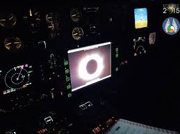 ireland casa cn 235 irish air corps eclipse flight total solar