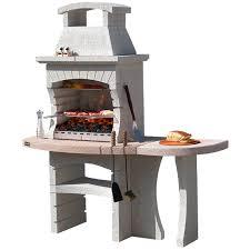 monsieur bricolage cuisine cuisine d ete en reconstituee 15 barbecue en pas