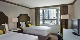 This Closest Intercontinental Chicago Magnificent Mile Chicago Illinois