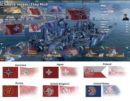 Image Chinese Flag Chinese Server Flag Mod 0 5 8 0 Modifications Archive World