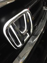 honda logo honda car symbol illuminated front honda logo 9th generation honda civic forum
