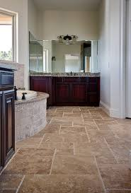 noce travertine tiles traditional bathroom ta by mart