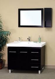 39 Inch Bathroom Vanity Inch Single Sink Bathroom Vanity In Black Uvbh20312940