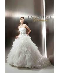 Gorgeous Wedding Gowns Martha Stewart by Jasmine Couture Spring 2012 Collection Martha Stewart Weddings