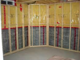insulate basement walls basements ideas