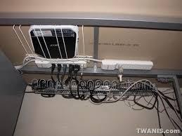 keep cables on desk computer desk ideas to do pinterest desks cable management regarding