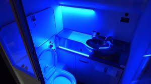 Uv Light Bathroom Boeing S Self Cleaning Bathroom Would Nuke Germs With Uv Rays Wired