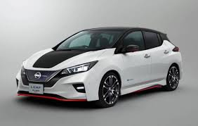 nissan leaf nismo concept heading to tokyo show performancedrive
