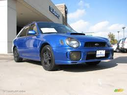 2002 wr blue pearl subaru impreza wrx wagon 1597598 gtcarlot