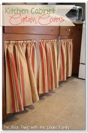 curtains for kitchen cabinets kitchen cabinet ideas