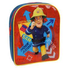 buy fireman sam kids u0027 backpack bags range tesco